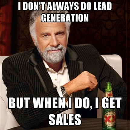 fun lead generation